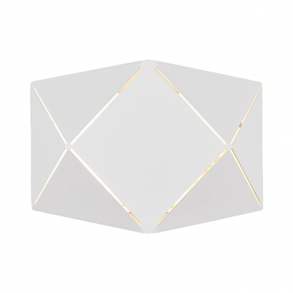 LAMPE MURALE NICASIA SMD LED 6W 3000K BLANC
